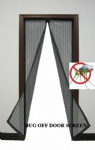 2013 new magnetic mosquito netting close automatically