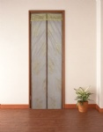 2011 New combination door curtain