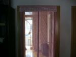 2011 New combination door curtain(print)