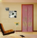 2011 New combination magnetic door screen-home interior